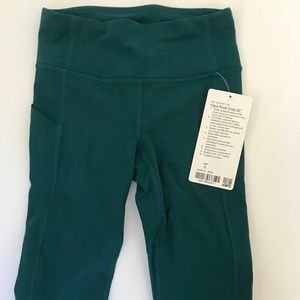 Pace Rival Crop 22' Lululemon Leggings